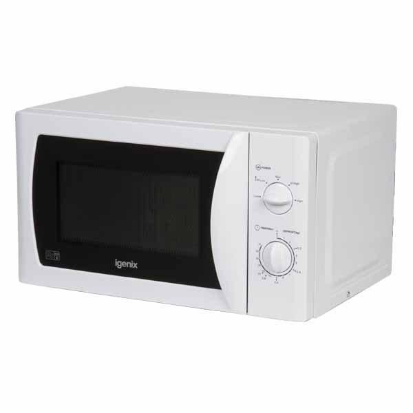 800W Manual Microwave – Igenix IG2008