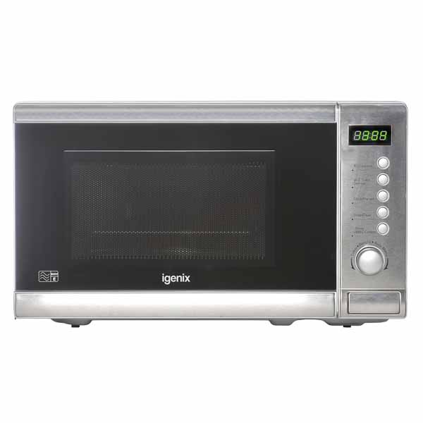 800W Digital Microwave