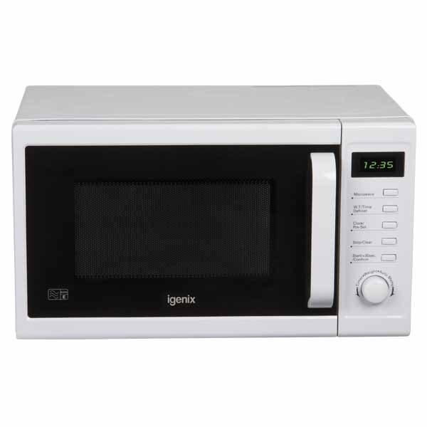 20 Litre Digital Microwave – Igenix IG2095