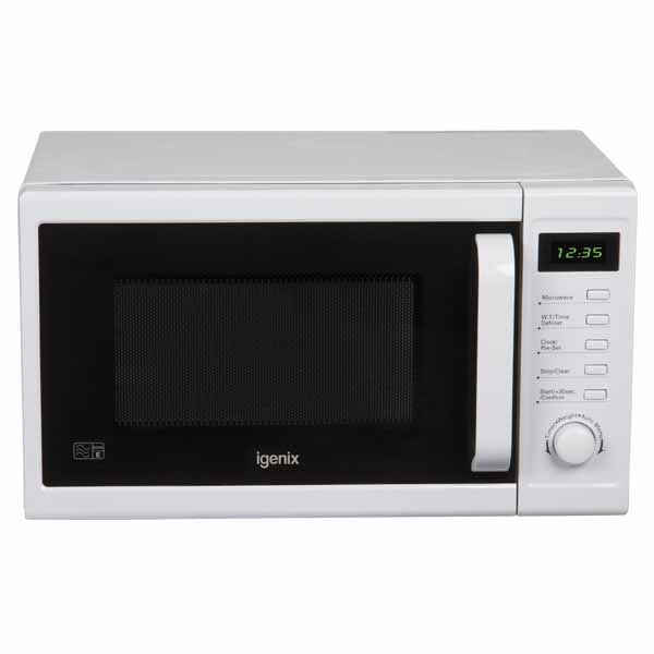 20 Litre Digital Microwave