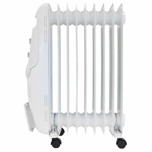 2kW Oil Filled Radiator