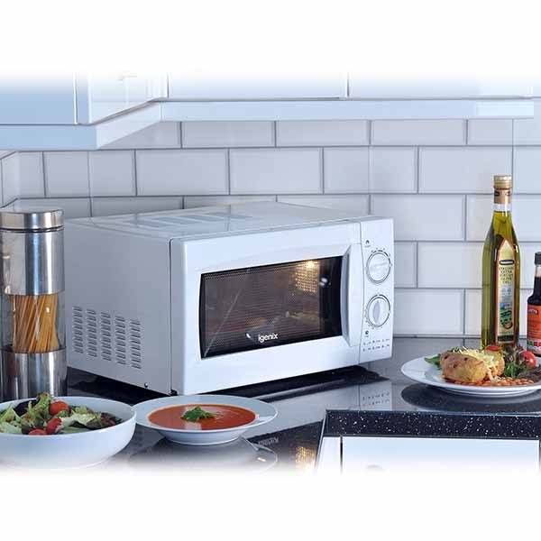 Manual Microwave – Igenix IG2980