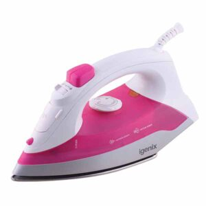 1200W Steam Iron - Igenix IG3111