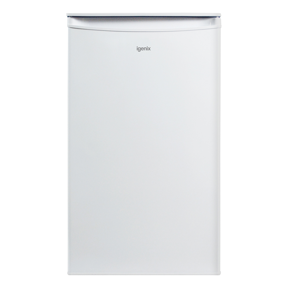 Under Counter Fridge with Chill Box in White - Igenix IG3920