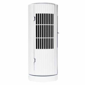 White Mini Tower Fan