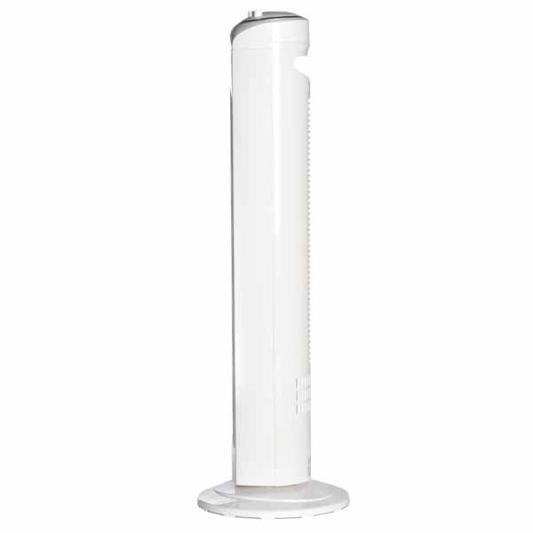 Tall White Fan – Igenix DF0030