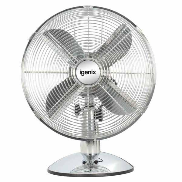 Retro Desk Fan – Igenix DF1250