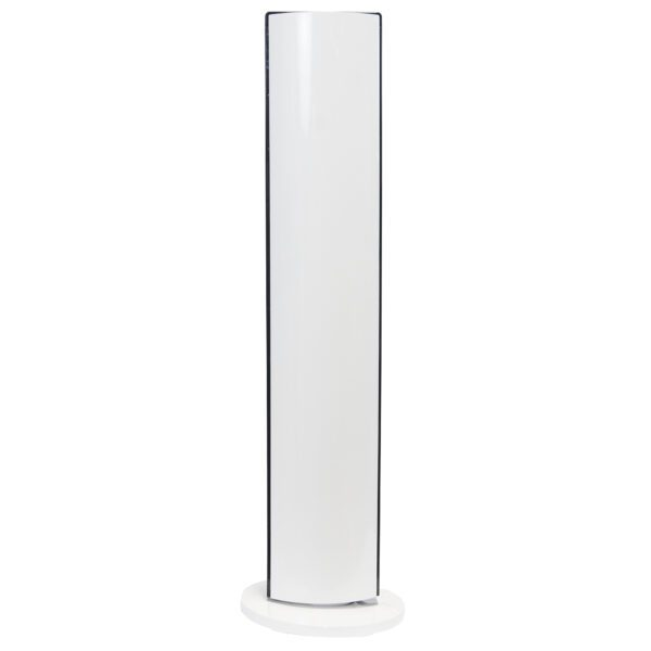 white digital tower fan DF0039