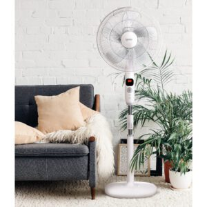 Digital Pedestal Fan DF1670
